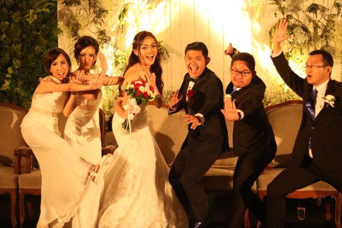 Wedding of Hendry & Novita at Gedong Putih Bandung by Sparkling Organizer - 043