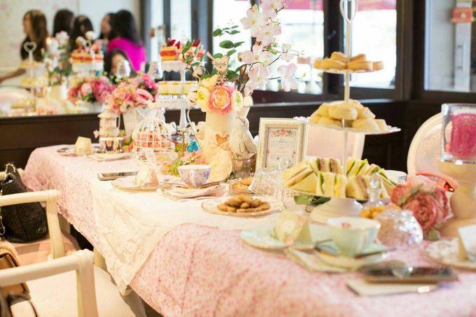 Miss Vie  High Tea Party by Sucré Pâtissier and Chocolatier - 001