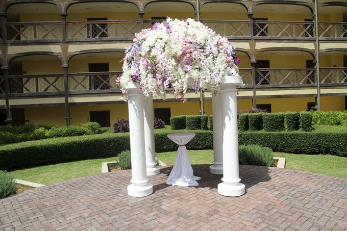 Your Fairytale Wedding by The Chateau Spa & Organic Wellness Resort - 002