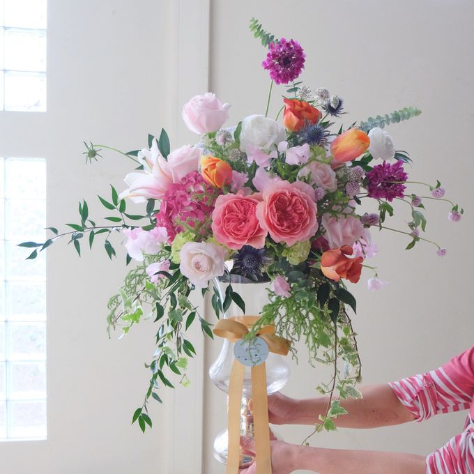 Daily Arrangements by Jasmine Florist - 013