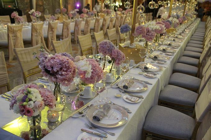 Your Fairytale Wedding by The Chateau Spa & Organic Wellness Resort - 011