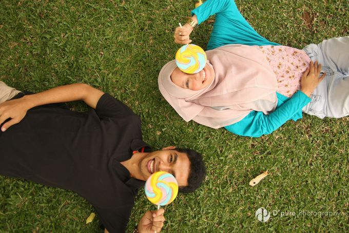 Pre Wedding by D'Pure Photography - 003