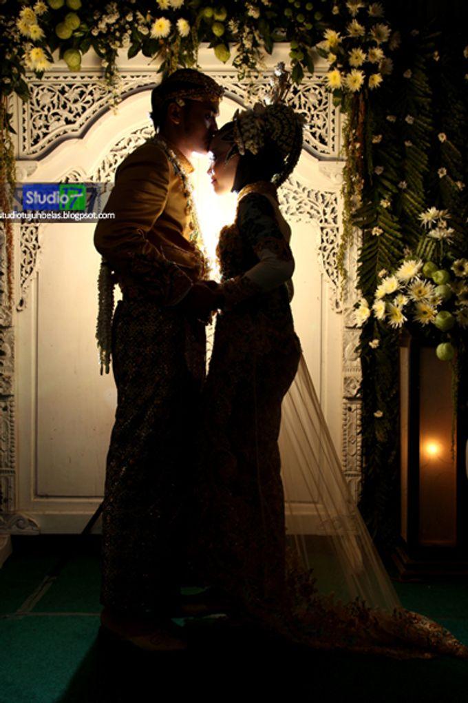 Wedding Pipit & Ipung by Studio 17 - 013