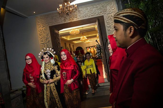 Traditional Wedding at Plataran Heritage Borobudur Hotel and Spa by Plataran Indonesia - 003
