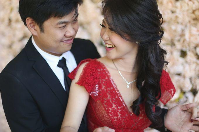 The Engagement of Grace & Johan by Jasmine Florist - 013