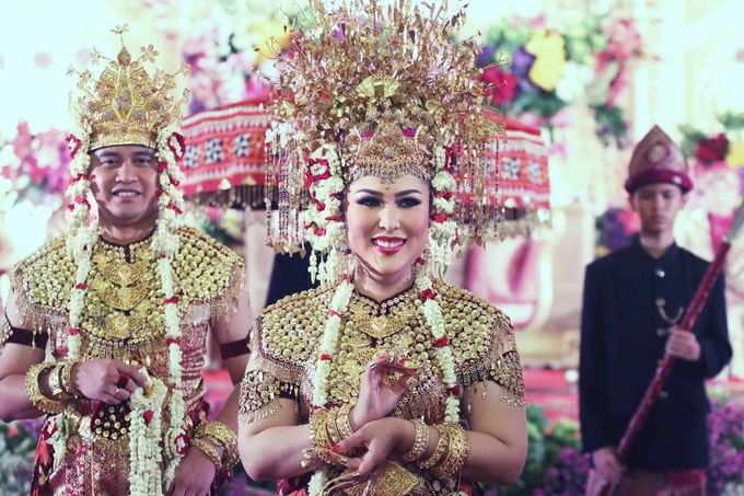 Devi & Taufan Wedding by Watie Iskandar Wedding Decoration & Organizer - 014