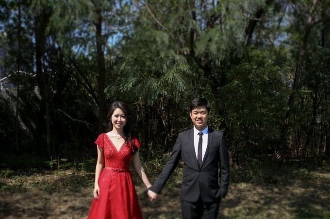 The Engagement of Grace & Johan by Jasmine Florist - 014