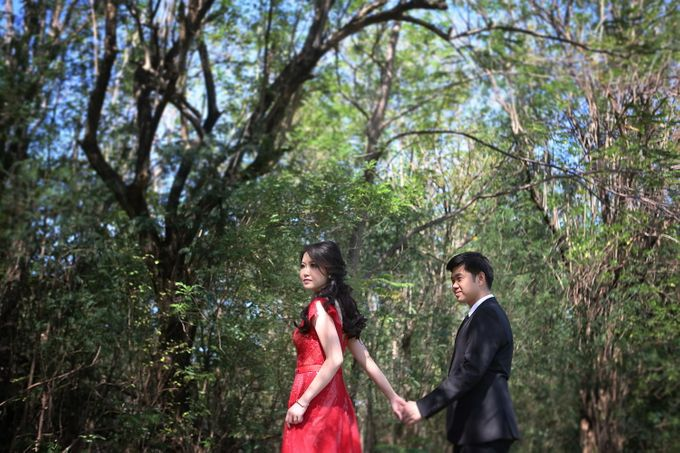 The Engagement of Grace & Johan by Jasmine Florist - 001