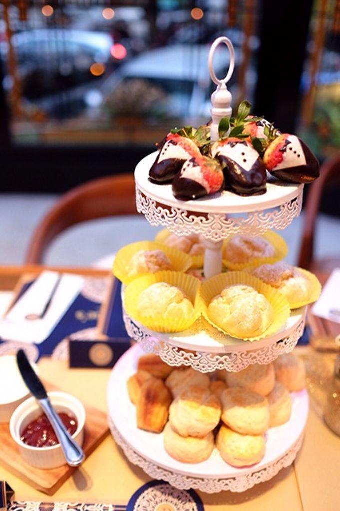 Miss P Bridal Shower by Sucré Pâtissier and Chocolatier - 002