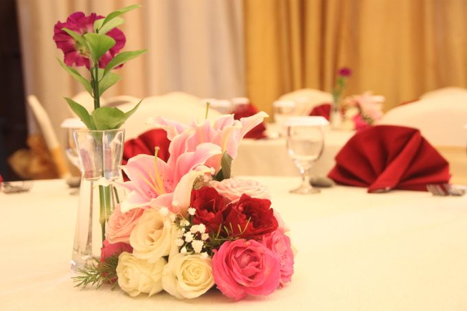 WEDDING DECORATION by ATRIA Hotel Gading Serpong - 003