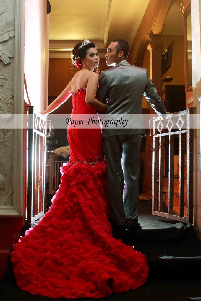The Wedding Diya & Yanward by PAPER photo & video - 001