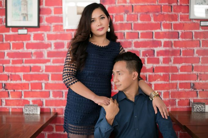 Awe and Cecel Engagement Session by Capturing Smiles Photography - 025