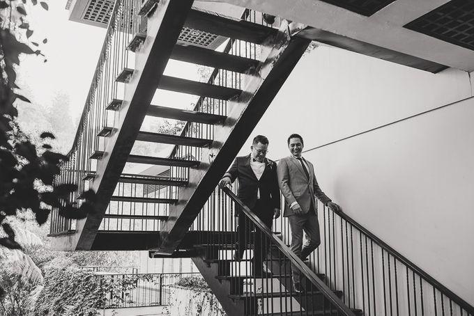 Novita & Mourick Wedding by Mario JR by Pompidou Sweet & Savoury - 010