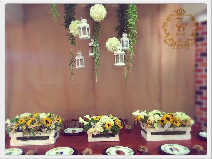 DIY Wedding details by ZC Events - 001