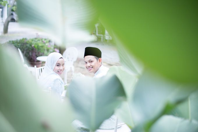 Engagement Ceremony of Hajar & Farith by The Lucid Company - 007
