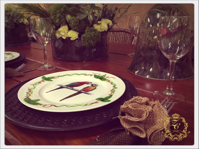 DIY Wedding details by ZC Events - 003