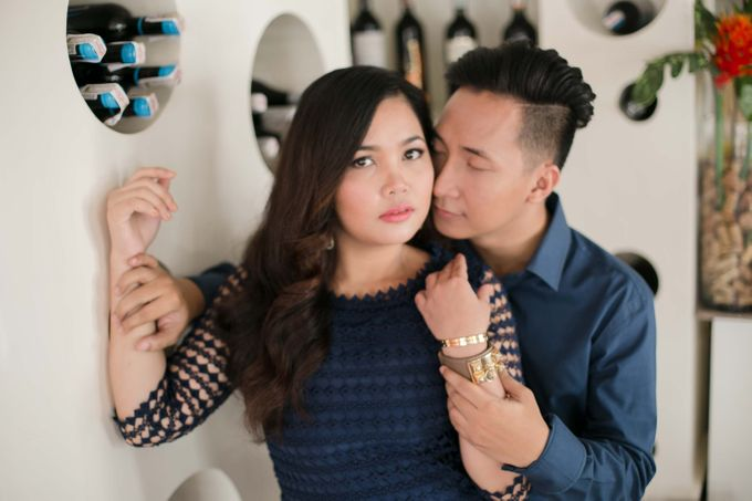 Awe and Cecel Engagement Session by Capturing Smiles Photography - 028