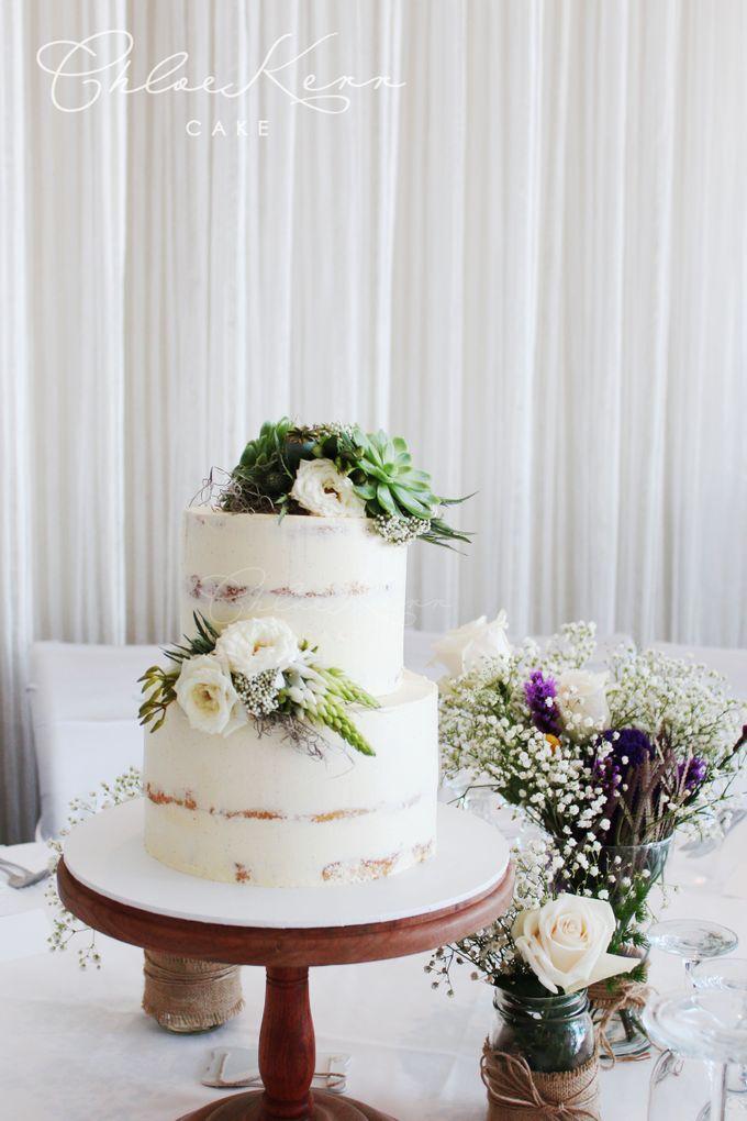 Buttercream Lush by Chloe Kerr Cake - 006