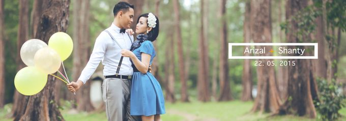 Prewedding Arizal & Shanty by KitaMoto Photography - 008