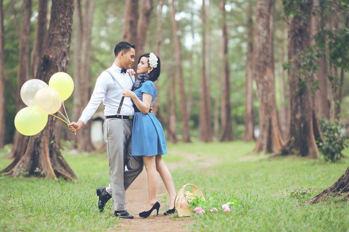 Prewedding Arizal & Shanty by KitaMoto Photography - 009