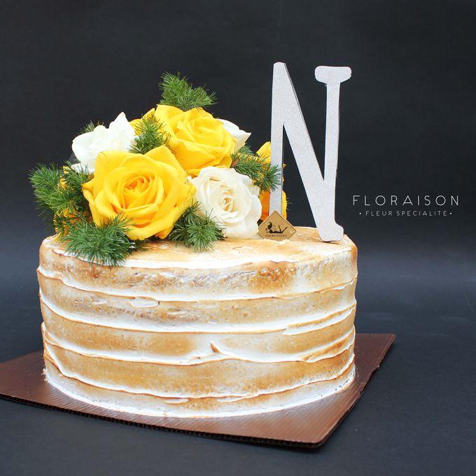 Gateau de Fleur by Floraison - 014