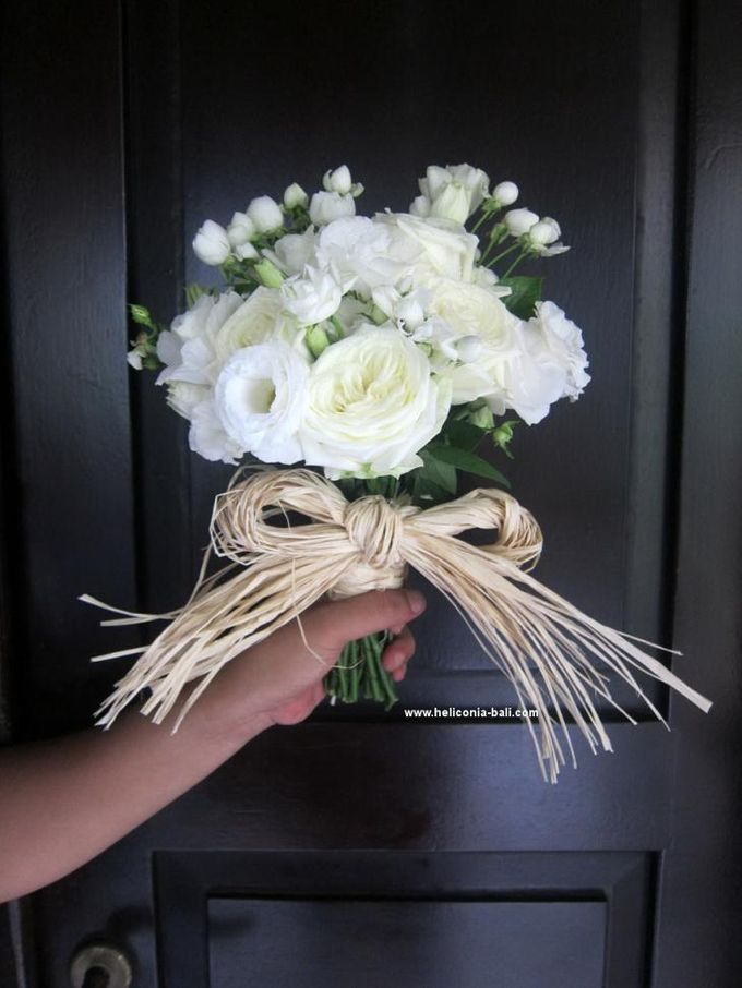 WEDDING BOUQUET by HELICONIA  Bali - 012