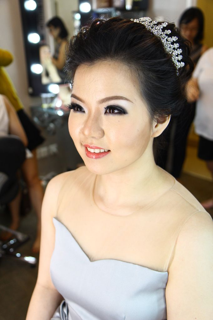 Makeup and Hairdo by Lee Cinthya Makeup Artist - 004