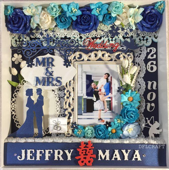 Wedding Premium Scrapframe by DFLcraft - 001