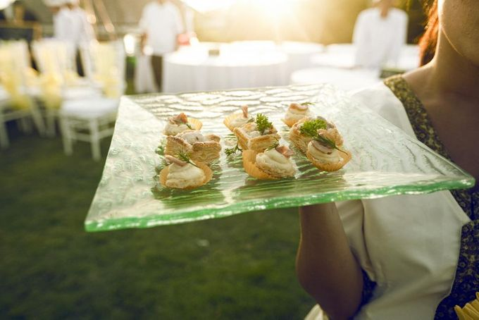 Hanna & Erick by Lumbung Catering - 002