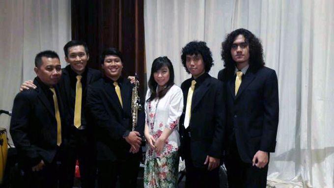 Jazz Entertainment & MC - Ichsan & Rosa by Dome Harvest - 002