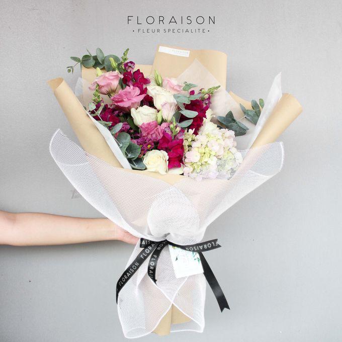 Hand Bouquet by Floraison - 017