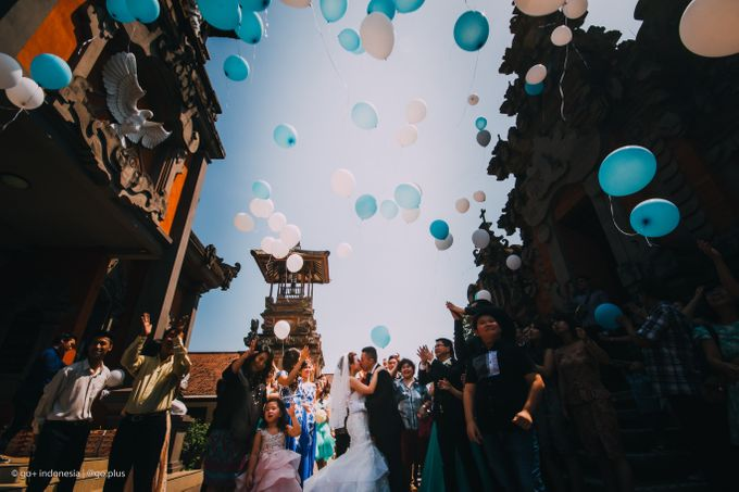 Halim & Meily Wedding by go+ - 033