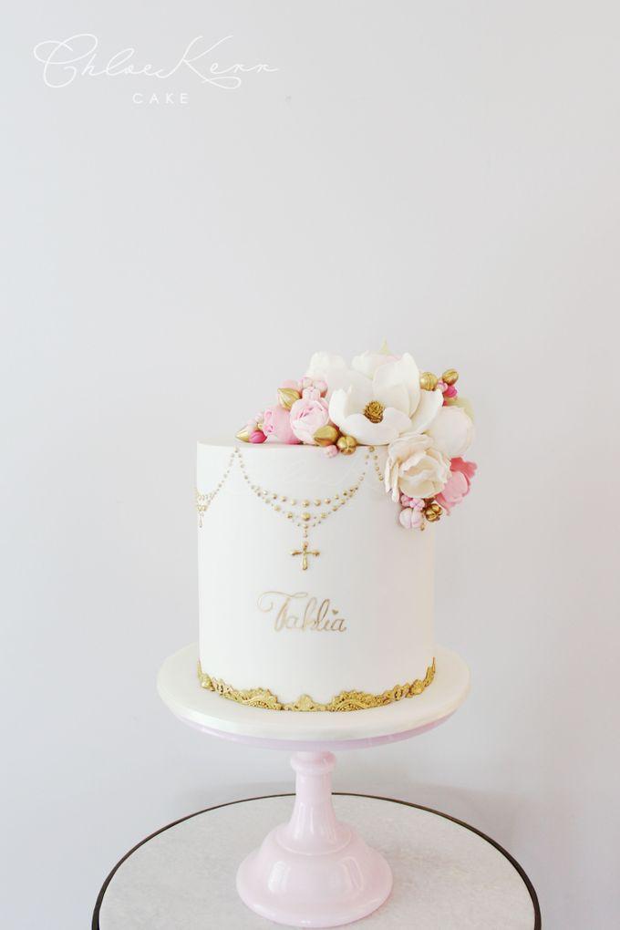 Fondant Cakes -tradition by Chloe Kerr Cake - 004