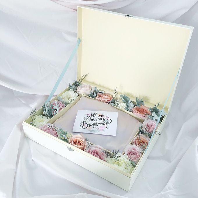 Will You Be My Bridesmaid Set by Bridesmaid & Co - 006