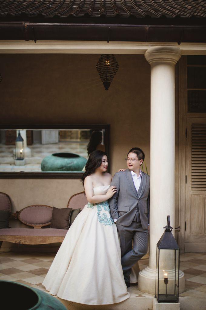 Edwin & Tracy Prewedding by Jessica Tjiptoning - 002