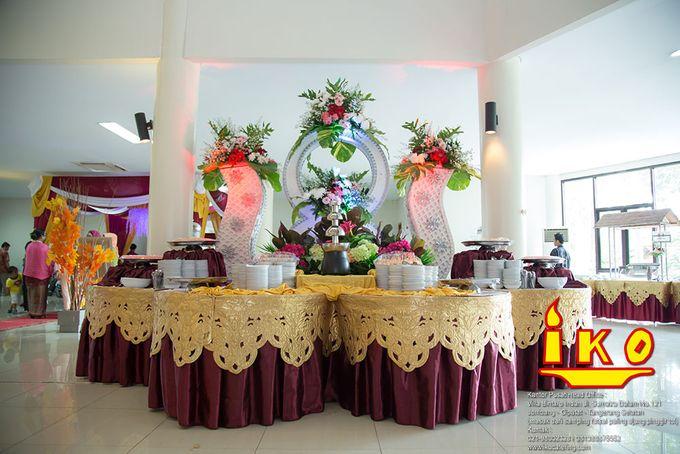 Sweet Corner by IKO Catering Service dan Paket Pernikahan - 003