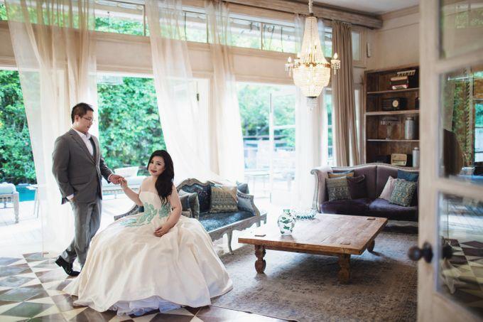 Edwin & Tracy Prewedding by Jessica Tjiptoning - 001