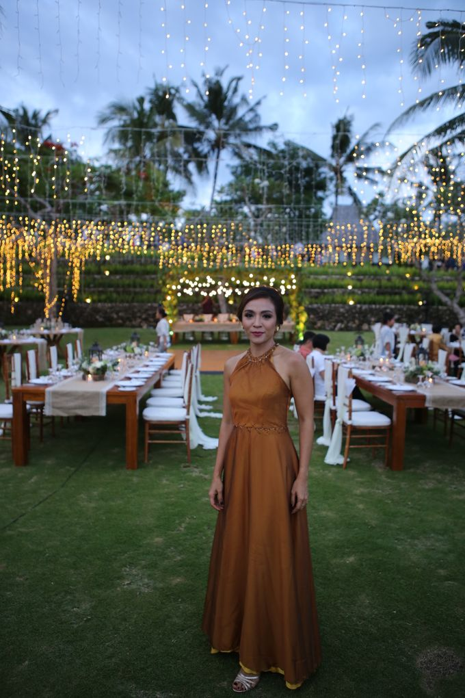 The Wedding of Lawrence and Grandia by MC Nirmala Trisna - 005