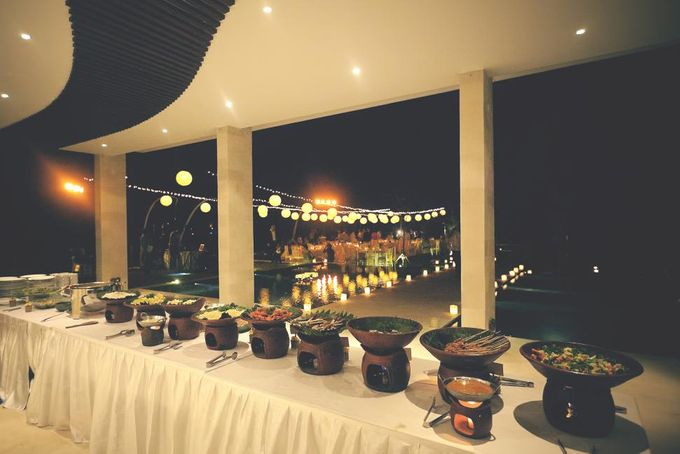 Hanna & Erick by Lumbung Catering - 012