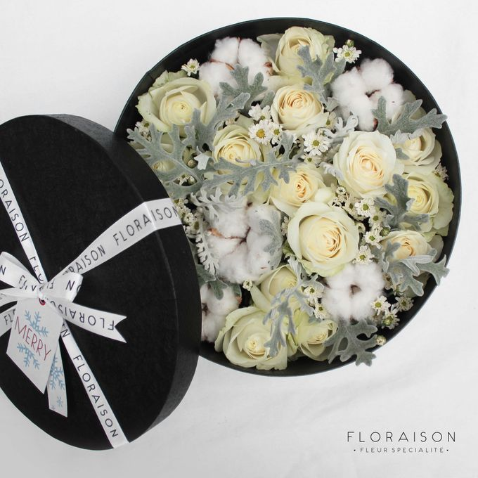 Simply Black by Floraison - 015