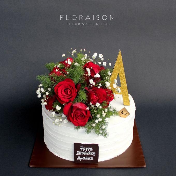 Gateau de Fleur by Floraison - 006