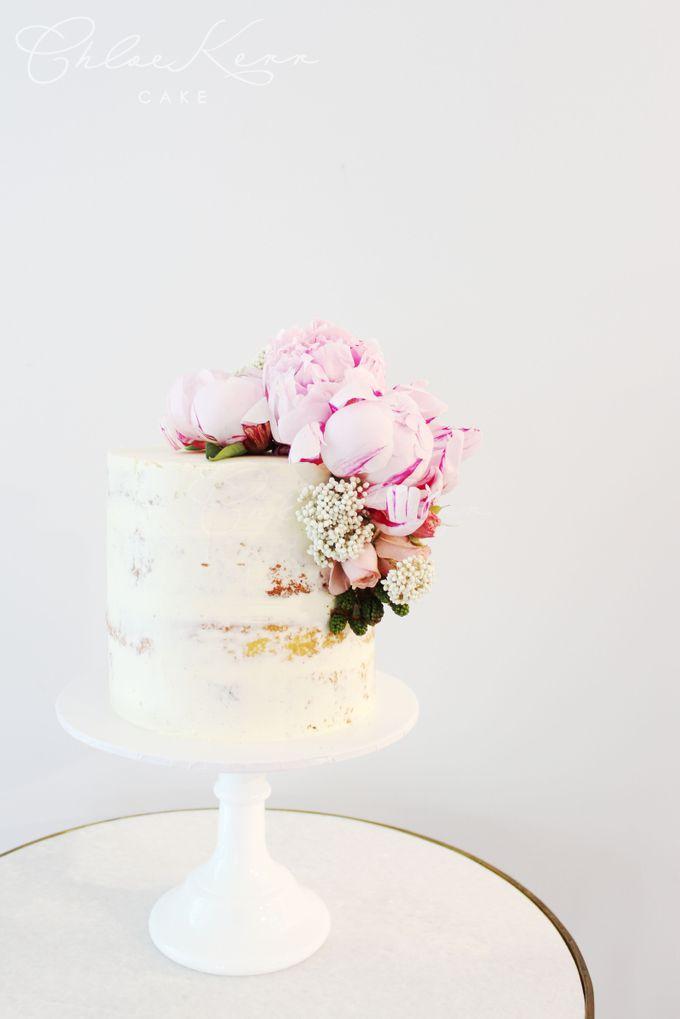 Buttercream Lush by Chloe Kerr Cake - 001
