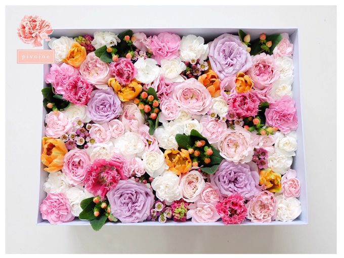 ring box by Pivoine Flower Shop - 015