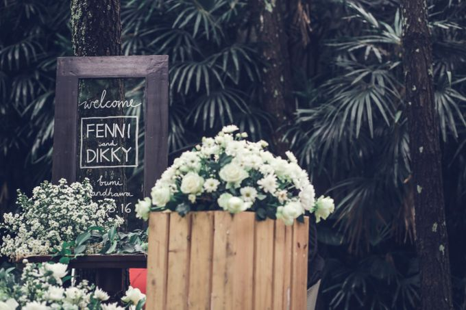 Wedding Fenni & Dikky by HandS Organizer - 012