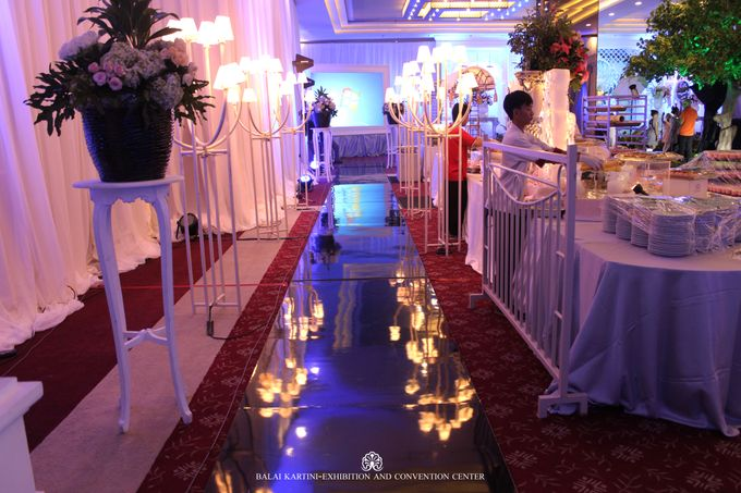 Mawar Wedding Package by BALAI KARTINI - Exhibition and Convention Center - 007