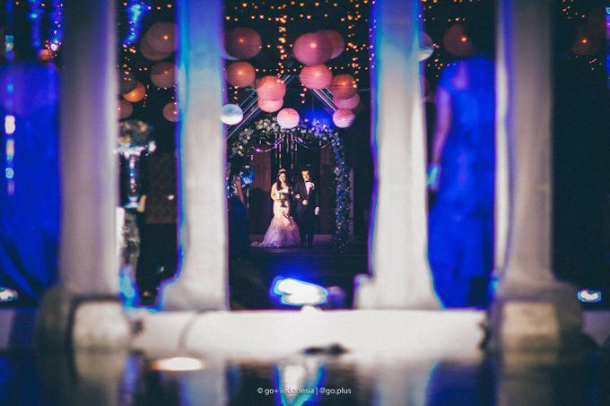 Halim & Meily Wedding by go+ - 028