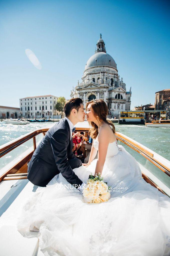 Prewedding shooting in Europe by Nupakachi Wedding & Events - 022