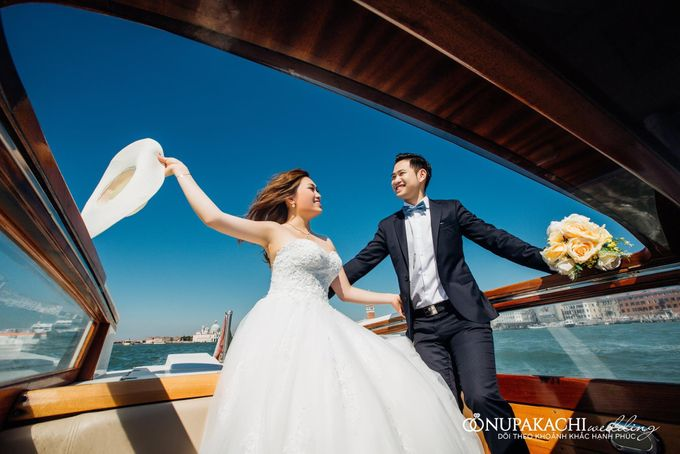 Prewedding shooting in Europe by Nupakachi Wedding & Events - 024