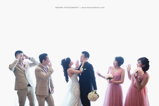 VINCENT & VINA by Imelda Hudiyono Bride - 002