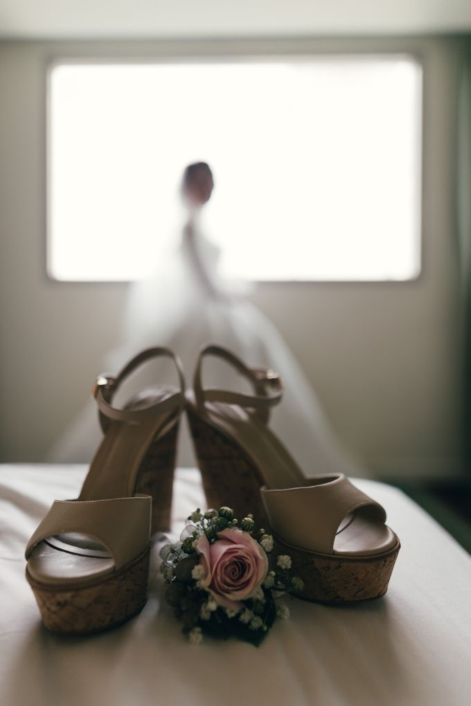 Herman & Vian Wedding Day by Chroma Pictures - 012
